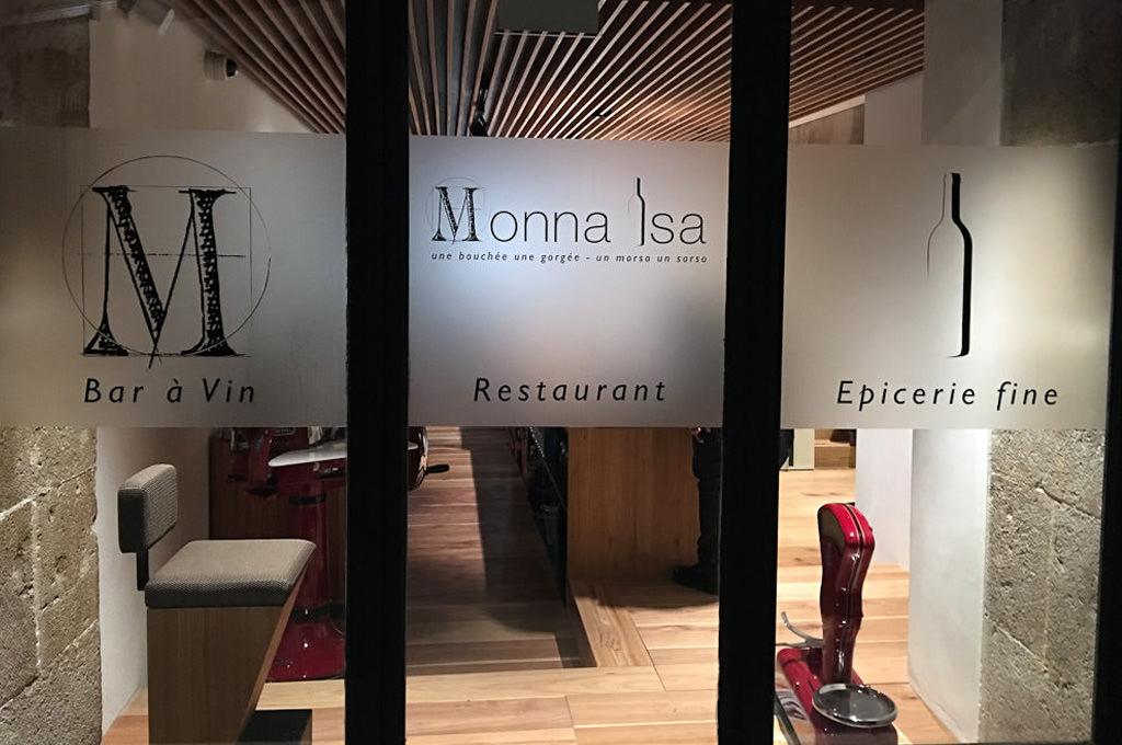 Monna Isa ingresso 2